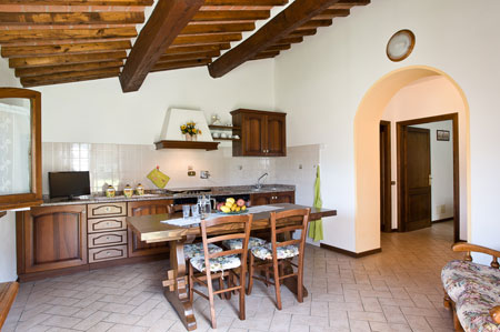 Tabacco Apartment - Kitchen