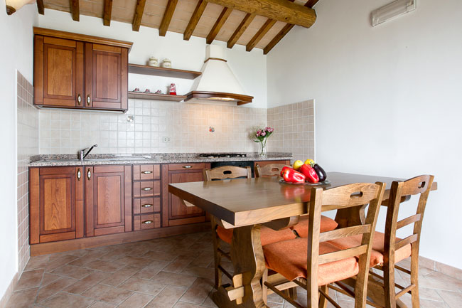 Tartufo Apartment - Kitchen
