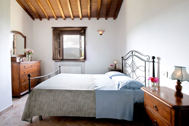 Tartufo Apartment - Bedroom