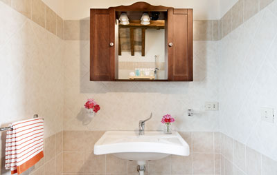 Tartufo Apartment - Bathroom